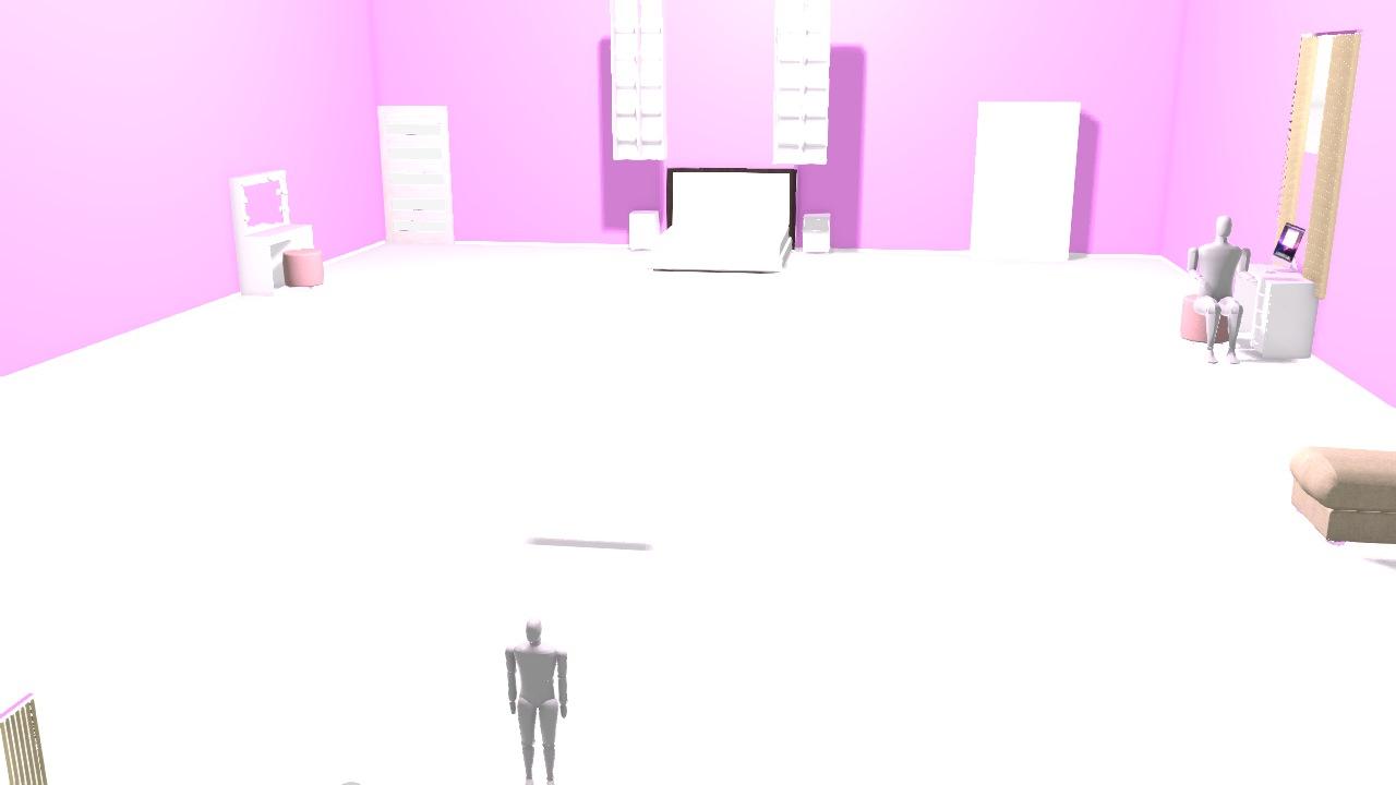bb's bedroom