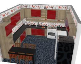 Meu projeto no Mooble meu projeto na cor vermelho