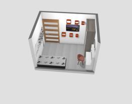 projeto de um quarto
