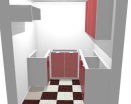 Cozinha U 3P 6P 4562