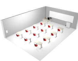 sala de desenho técnico