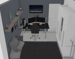 quarto do BOBA