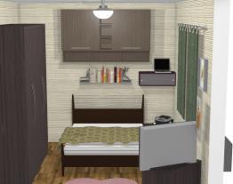 meu quarto casa conjugada