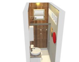 Banheiro 3 andar