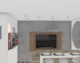 metro white meia parede