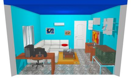 Meu projeto de sala