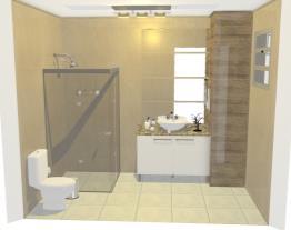 Banheiro social minha casa