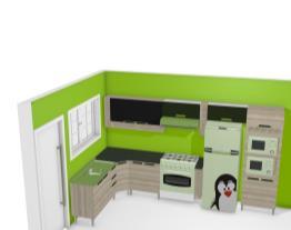 cozinha de lane
