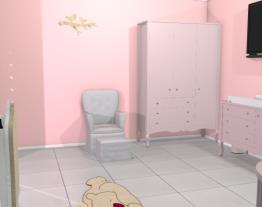 quarto de bebe (feminino)