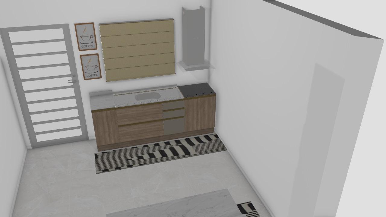cozinha atualizada