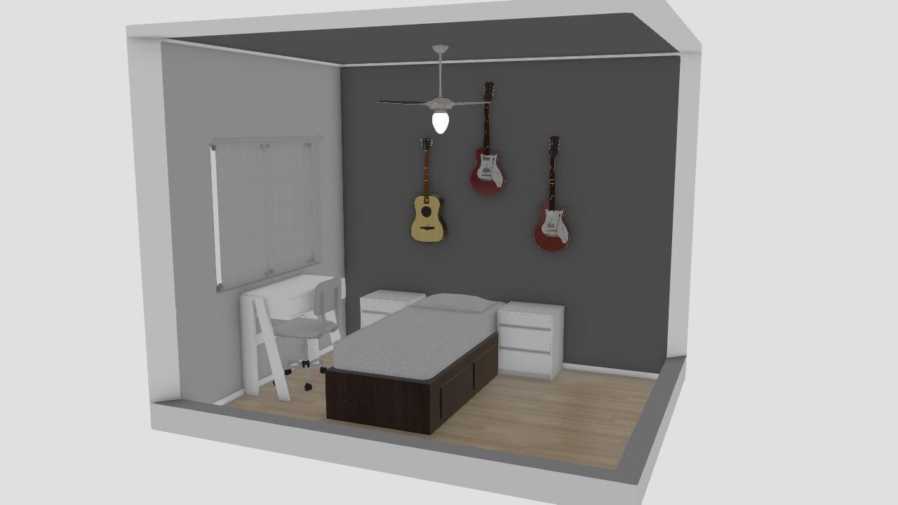 Projeto quarto fortaleza