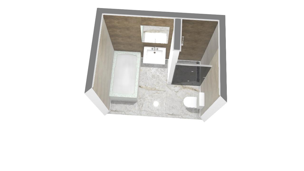 Banheiro. 2
