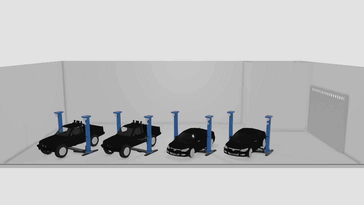 Meu projeto no Mooble auto center