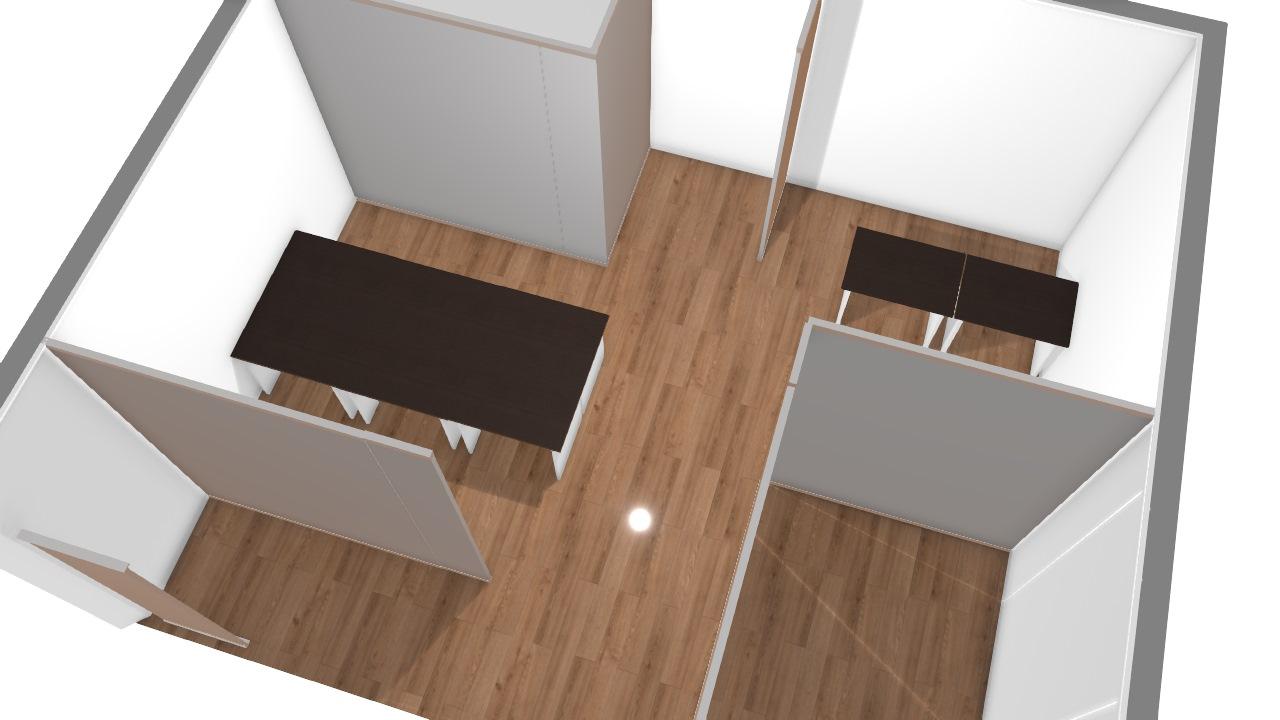 Projeto sala antes
