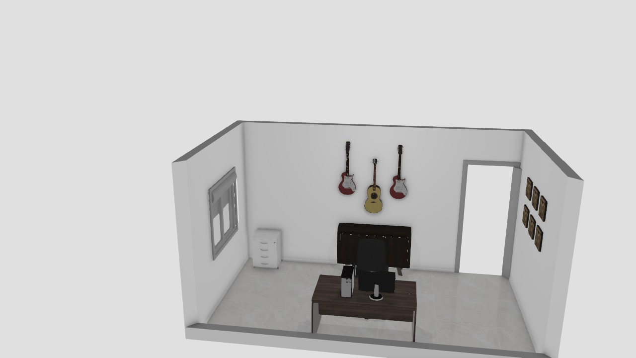 Escritorio - Casa nova