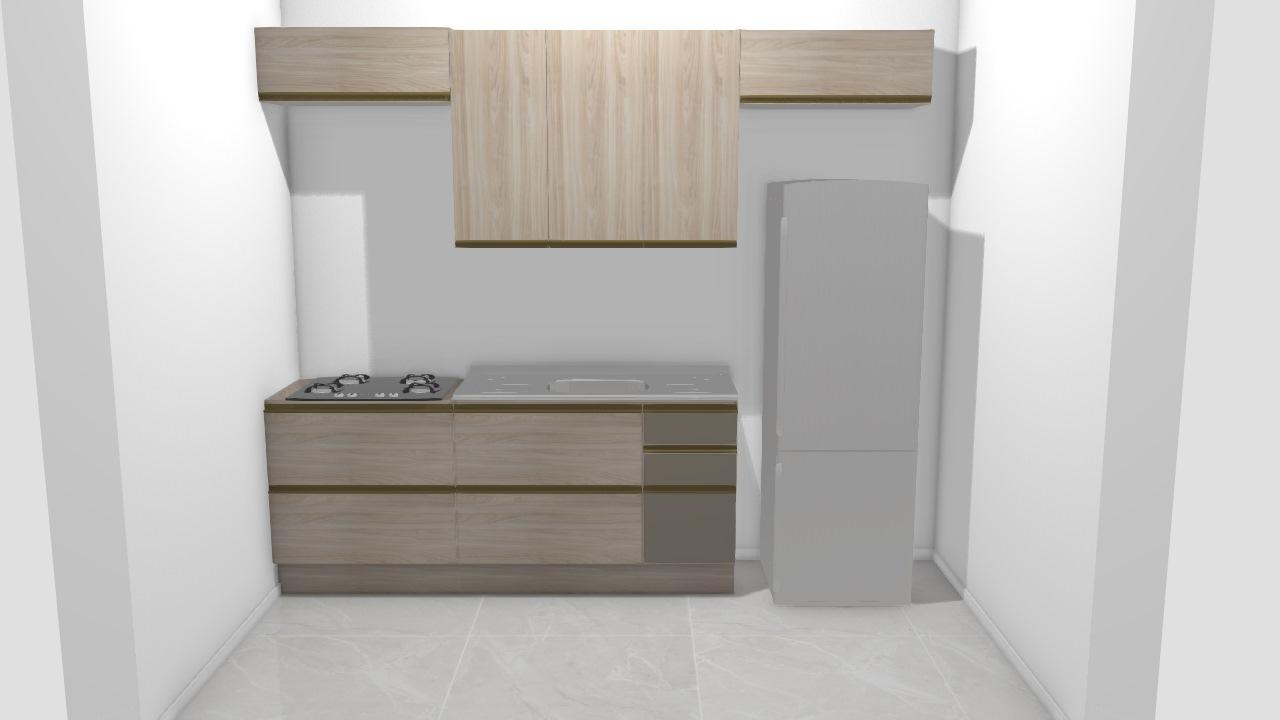 Projeto cliente Tom (cozinha 2)