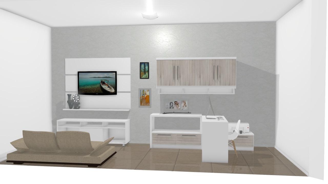 Estar e Home office