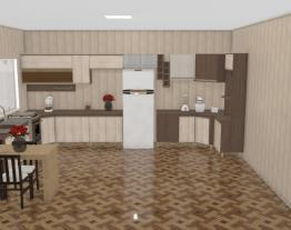 Minha Cozinha Nova