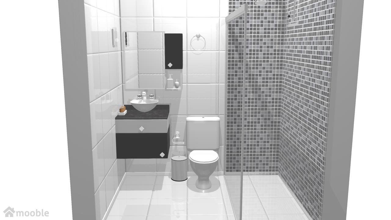 banheiro apt FSA