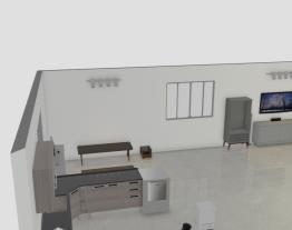 Cozinha e sala de jantar 2.0