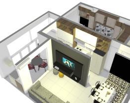 Apartamento Unitá Escandinavo Hen 191
