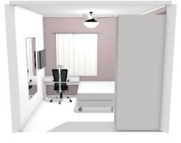 Dormitorio opção 1