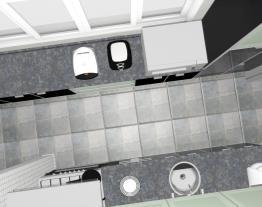 Cozinha e Área de Serviço - Wilma