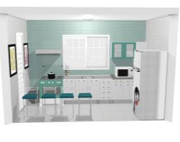 cozinha 4 x 2