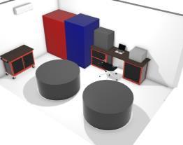 Sala de inspeção de moldes