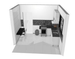 cozinha da Nivia