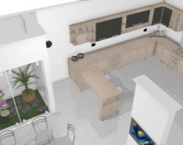 cozinha sala marinozzi
