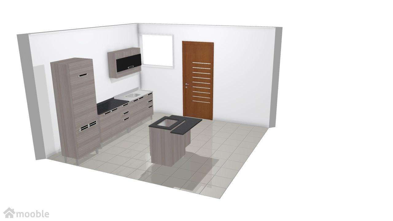 cozinha poliane amadeirado
