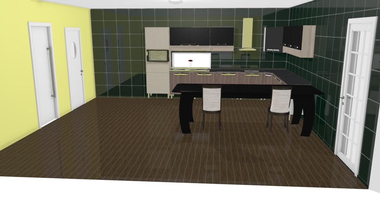 cozinha Aguas