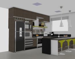 Cozinha. Show