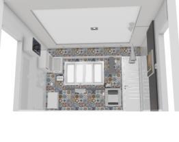 Cozinha para casa nova -modelo 3