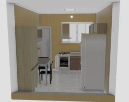 Cozinha Bernardino 2º modelo