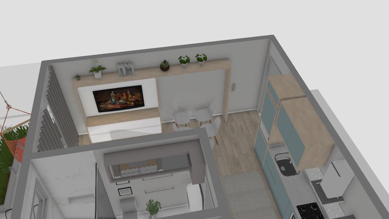 Apartamento New In Place
