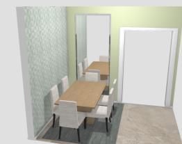 Tatiane Sala de Jantar - Cintia
