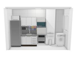 Cozinha Kappesberg Solaris