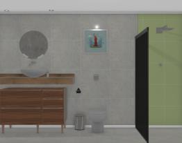 Banheiro Sapé 2