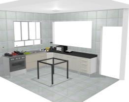 Cozinha - Cleber