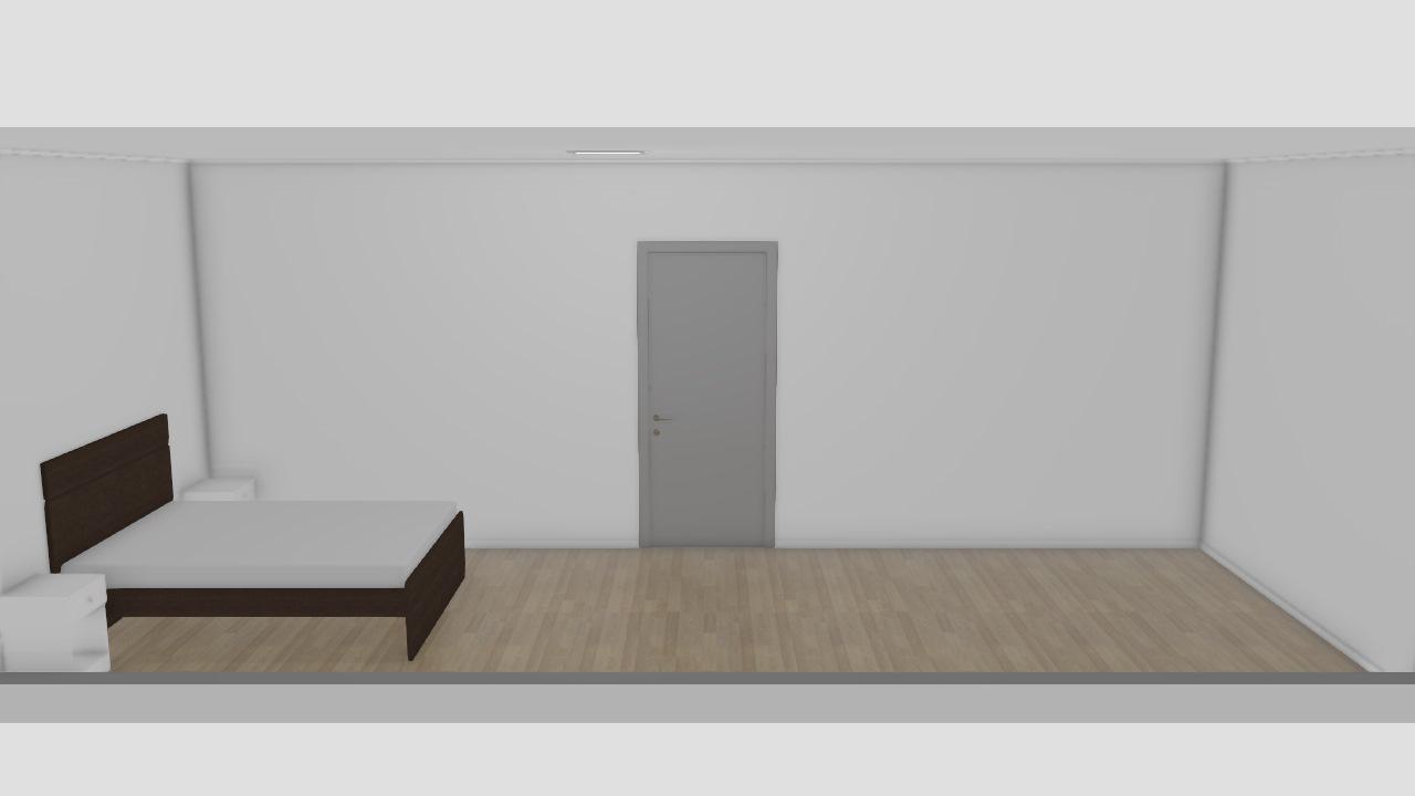 quarto novo da mae