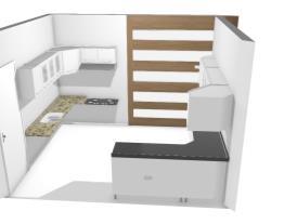 Projeto cozinha de Jonio cezar