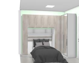 dormitorio diamante da  audelina