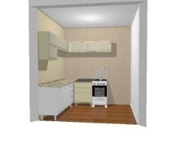 Projeto 2 cozinha belissima