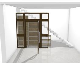 Escada de casa