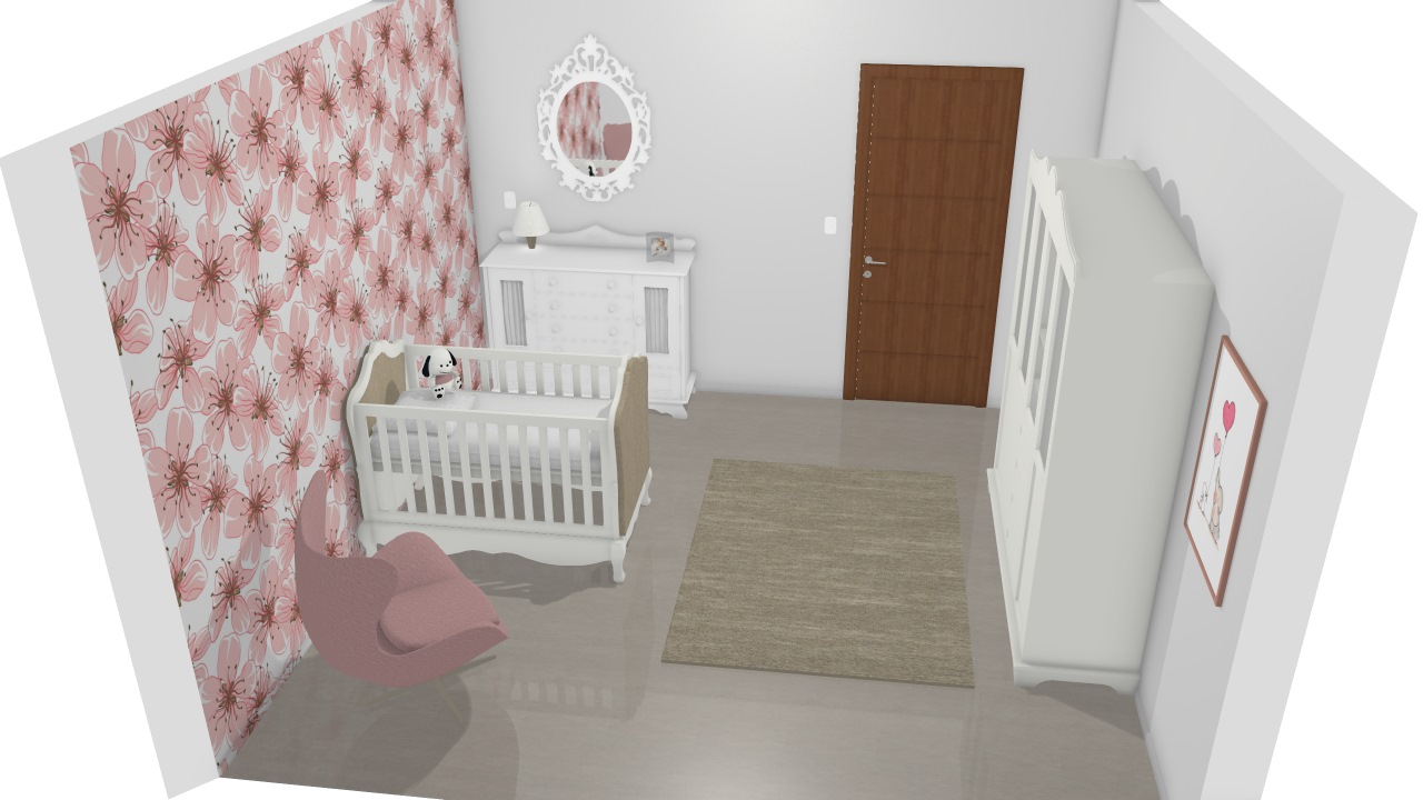 Projeto quarto bebe