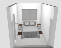 quarto 8,4 m2