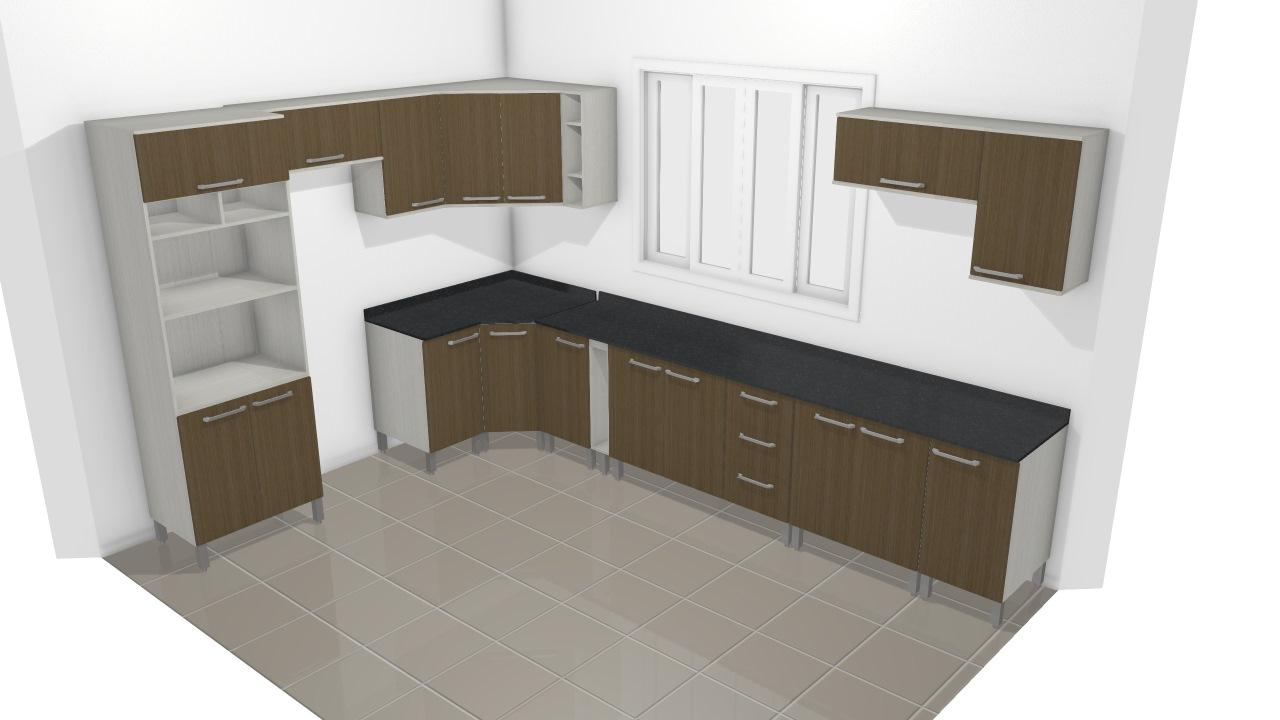 Cozinha Anne - Susete