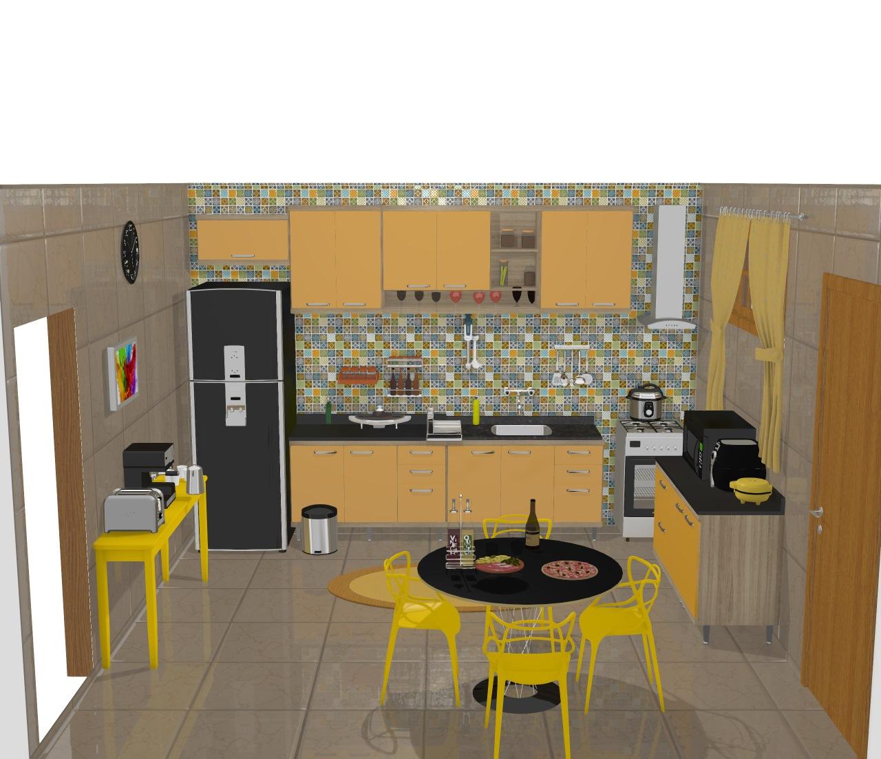 Cozinha Katia Teixeira